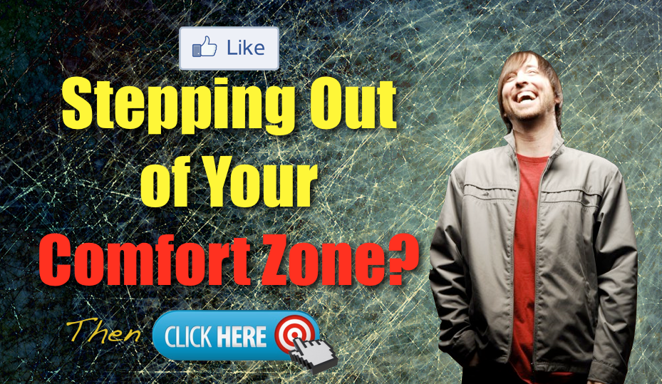Stepping Out of Your Comfort Zone click